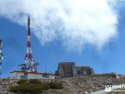 Sierra Alto Rey - Peña Mediodía; senderos club; clubes de montaña madrid;grazalema